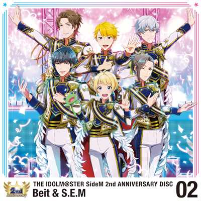 アルバム/THE IDOLM@STER SideM 2nd ANNIVERSARY DISC 02/Beit & S.E.M