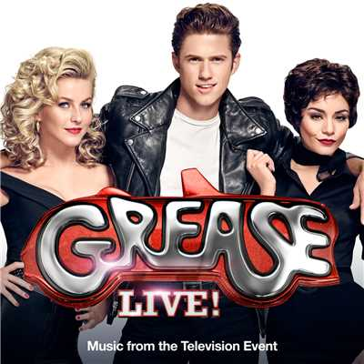 Aaron Tveit/Carlos PenaVega/Grease Live Cast