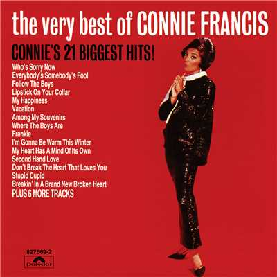 アルバム/The Very Best Of Connie Francis - Connie's 21 Biggest Hits/Connie Francis