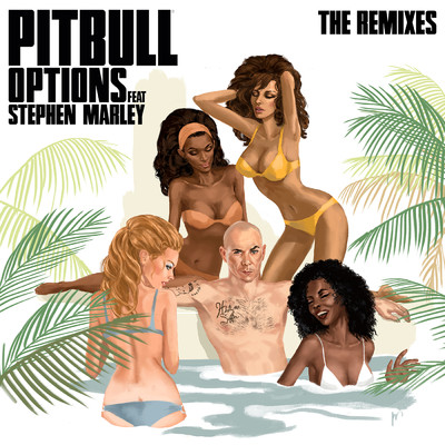 アルバム/Options (The Remixes) feat.Stephen Marley/Pitbull