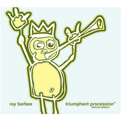 アルバム/triumphant procession plus brand new 4tracks/Ray Barbee