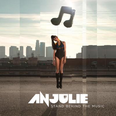 Stand Behind The Music (Edited Version)/Anjulie
