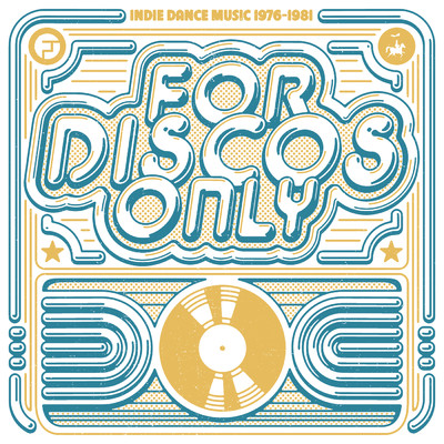 ハイレゾアルバム/For Discos Only: Indie Dance Music From Fantasy & Vanguard Records (1976-1981)/Various Artists