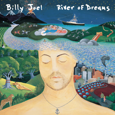 ハイレゾアルバム/River Of Dreams/Billy Joel