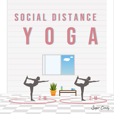 ハイレゾアルバム/Social Distance Yoga/RELAX WORLD