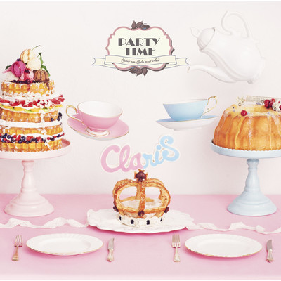 アルバム/PARTY TIME/ClariS