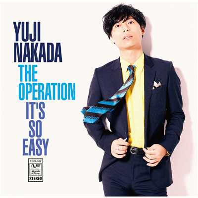 アルバム/THE OPERATION / IT'S SO EASY/中田裕二