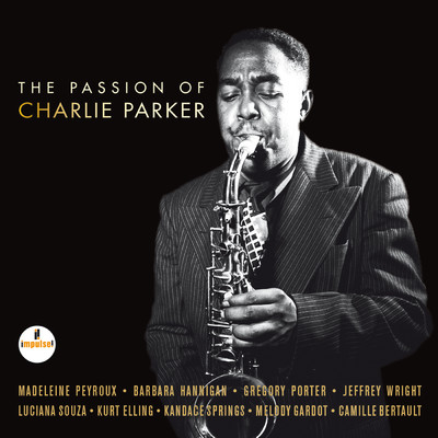 The Passion Of Charlie Parker/Various Artists