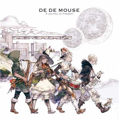 シングル/journey to freedom/DE DE MOUSE