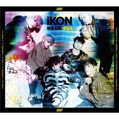 アルバム/NEW KIDS : BEGIN/iKON
