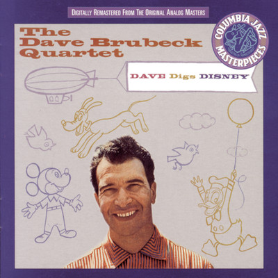 ハイレゾアルバム/Dave Digs Disney/The Dave Brubeck Quartet