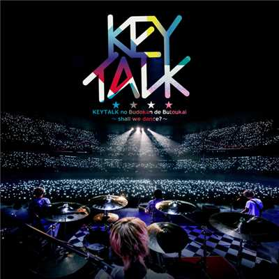 シングル/PASSION(KEYTALKの武道館で舞踏会 〜shall we dance?〜 Live at Nippon Budokan)/KEYTALK