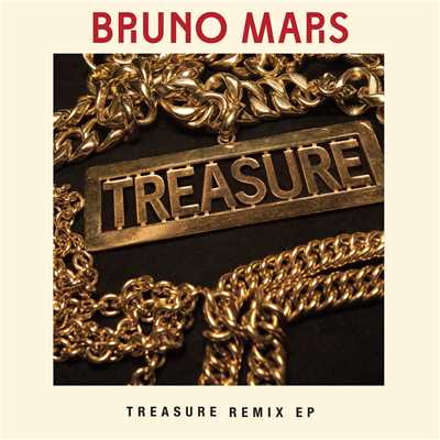 シングル/Treasure (Robert DeLong Radio Edit)/Bruno Mars