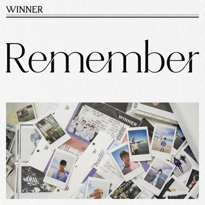 アルバム/Remember -KR EDITION-/WINNER