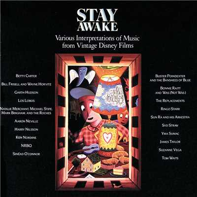 アルバム/Stay Awake (Various Interpretations Of Music From Vintage Disney Films)/Various Artists