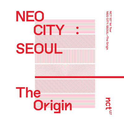 アルバム/NEO CITY : SEOUL - The Origin - The 1st Live Album/NCT 127