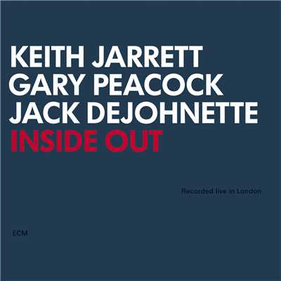 アルバム/Inside Out/Keith Jarrett Trio