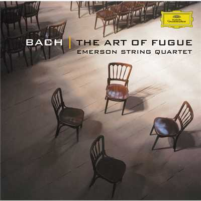 アルバム/Bach, J.S.: The Art of Fugue - Emerson String Quartet/Emerson String Quartet