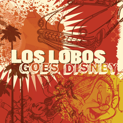シングル/When You Wish Upon A Star / It's a Small World/Los Lobos