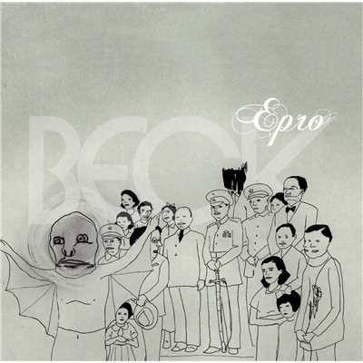 アルバム/Epro (International Version)/Beck