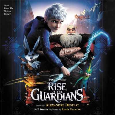 アルバム/Rise Of The Guardians (Music From The Motion Picture)/Alexandre Desplat