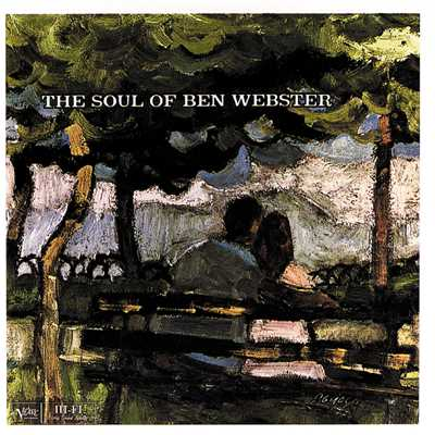 アルバム/The Soul Of Ben Webster/Ben Webster