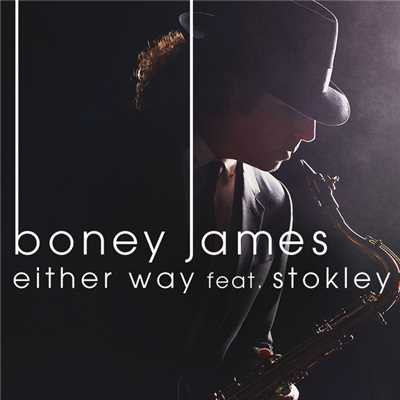 シングル/Either Way (featuring Stokley)/Boney James