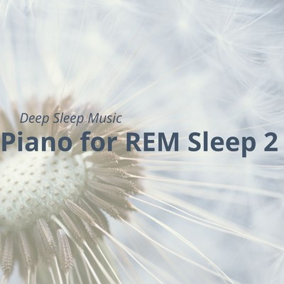 ハイレゾアルバム/Deep Sleep Music: Piano for REM Sleep 2/Relax α Wave