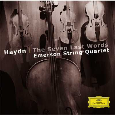 アルバム/Listening Guide (Haydn: Seven Last Words)/Emerson String Quartet
