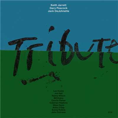 アルバム/Tribute/Keith Jarrett Trio