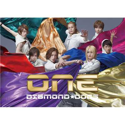 ONE<初回盤>/DIAMOND☆DOGS