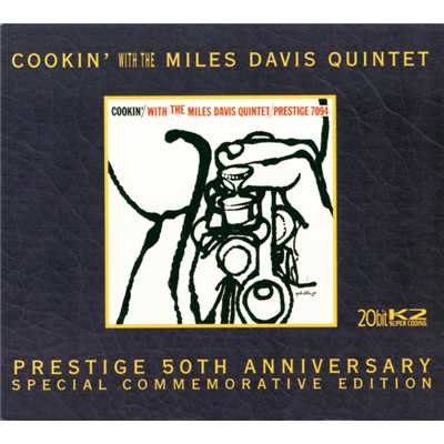 アルバム/Cookin' With The Miles Davis Quintet (Limited Edition)/The Miles Davis Quintet