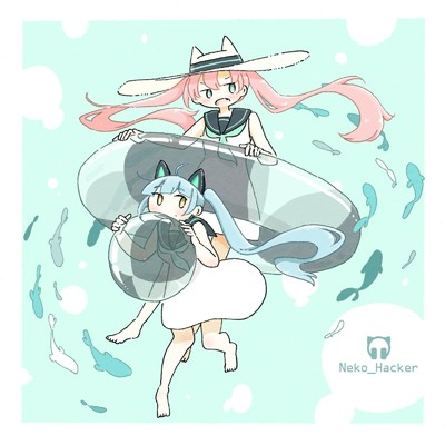 Night Sky (feat. Mashilo & ichika)/Neko Hacker