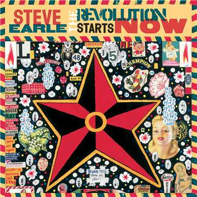 アルバム/The Revolution Starts Now/Steve Earle