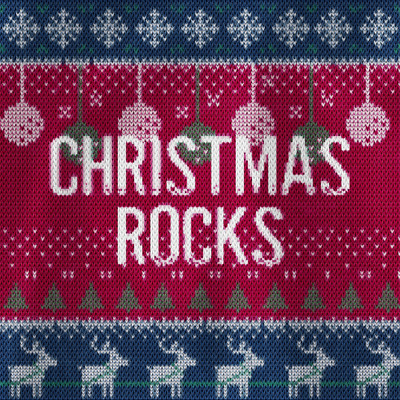 アルバム/CHRISTMAS ROCKS/Various Artists