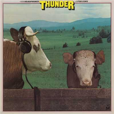 アルバム/Headphones For Cows/Thunder