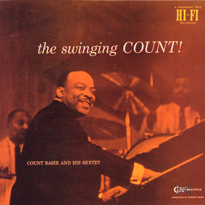 アルバム/The Swinging Count!/Count Basie