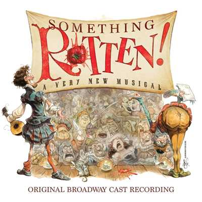アルバム/Something Rotten! (Original Broadway Cast Recording)/Various Artists