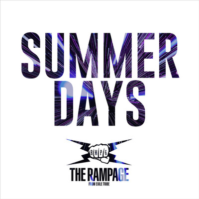 着うた®/SUMMER DAYS/THE RAMPAGE from EXILE TRIBE
