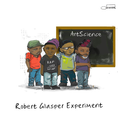 ハイレゾアルバム/ArtScience/Robert Glasper Experiment