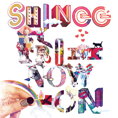 アルバム/SHINee THE BEST FROM NOW ON/SHINee