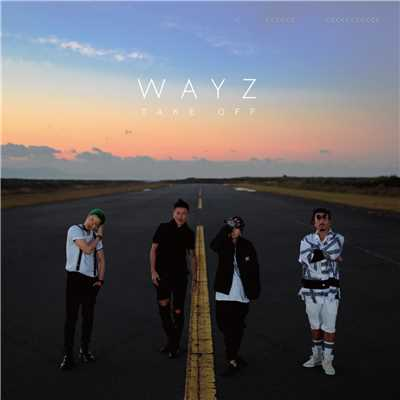 シングル/Life is beautiful/WAYZ