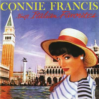 アルバム/Sings Italian Favorites/Connie Francis