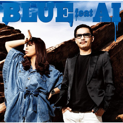 アルバム/Blue Feat. AI/ZEEBRA