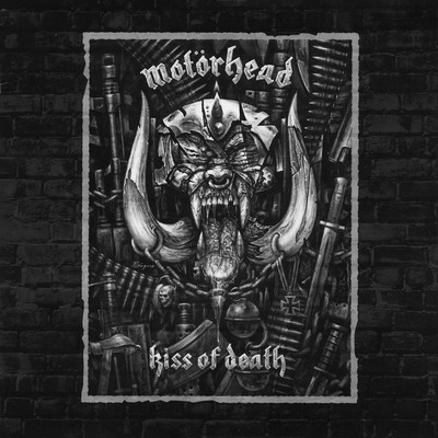 アルバム/Kiss of Death/Motorhead