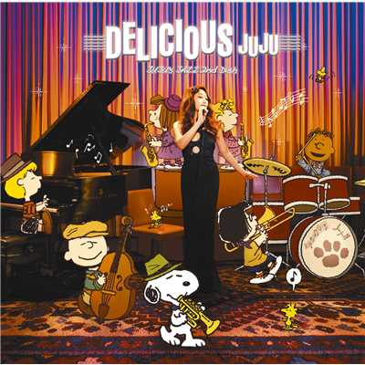 ハイレゾアルバム/DELICIOUS 〜JUJU's JAZZ 2nd Dish〜/JUJU