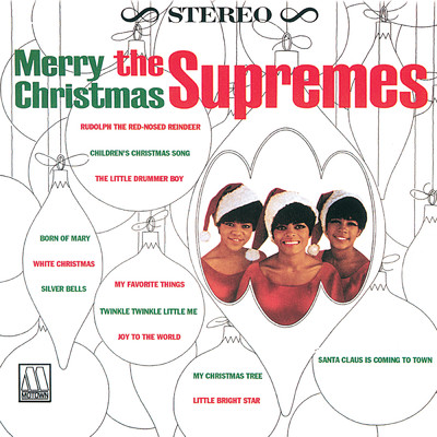 Santa Claus Is Coming To Town (Stereo)/The Supremes