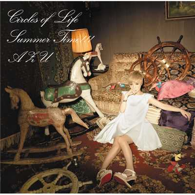 アルバム/Circles of Life / Summer Time!!!/AZU