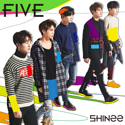 シングル/Do Me Right/SHINee