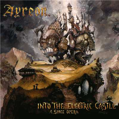 アルバム/Into The Electric Castle (20th Anniversary Remix)/Ayreon